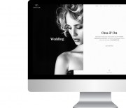 Ready-made wedding website